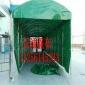 ��南正通篷布公司 加工定做保�乇�、推拉棚、防水篷布等 �g迎致